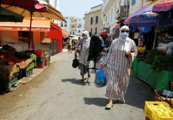 تونس تقرر رفع حظر التجول الليلي