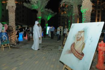 البيت الأحسائي يشارك بمعرض تطور البيت السعودي في ﺟﺪﺓ