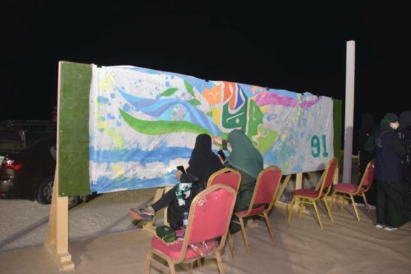 «تحيا السعودية 2».. فنون شعبية ومشغولات يدوية بمشاركة 7 جهات