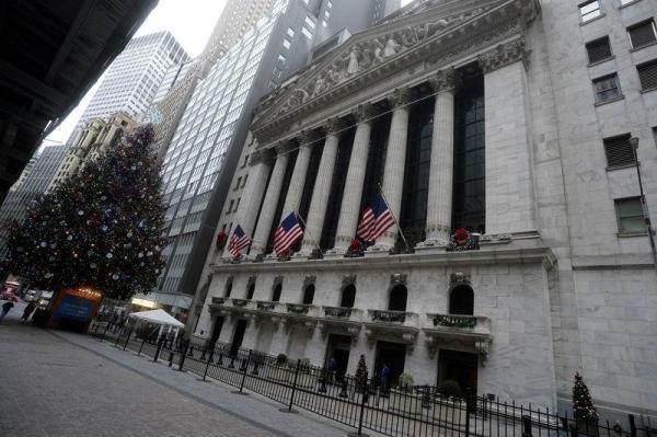 أداء متباين للأسهم الأمريكية عند الإغلاق