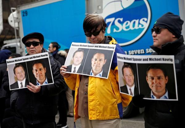 الصين تفرج عن كنديين بعد إطلاق سراح مديرة