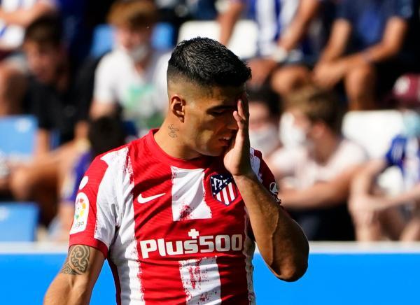 أتلتيكو مدريد يسقط في فخ الخسارة أمام ألافيس