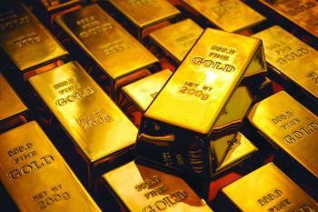 الذهب يلمع مع عودة المخاوف إزاء إيفرجراند