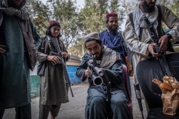 وزير دفاع طالبان يأمر بحملة تواجه انتهاكات الحركة