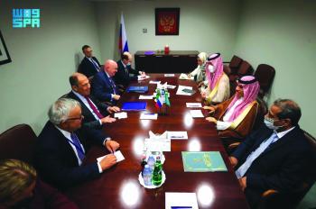 وزير الخارجية يبحث القضايا الإقليمية والدولية مع روسيا وإستونيا وإيرلندا