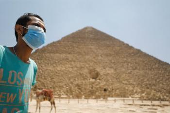 مصر تسجل 568 حالة إصابة جديدة بكورونا