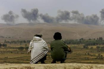 مقتل شخصان في انفجار لغم أرضي  بأفغانستان