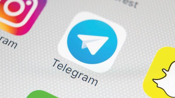 المحتوى المباشر صوتي وفيديو على «تليجرام»