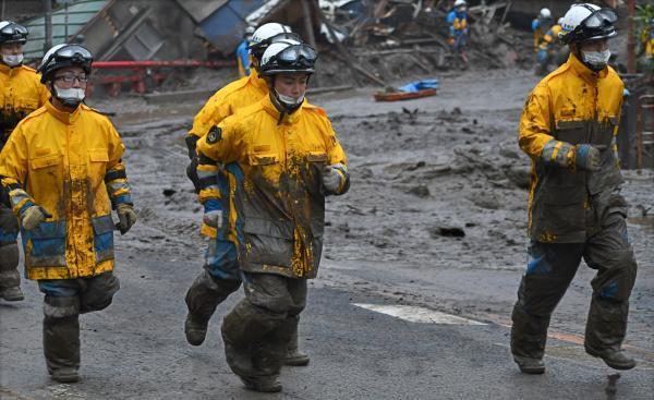 فقدان 10 أشخاص جراء أمطار غزيرة في الصين