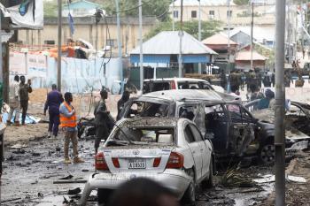 هجوم انتحاري بمقديشو يقتل 8 أشخاص