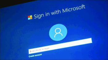 بدائل جديدة لكلمات المرور بتطبيقات «مايكروسوفت»