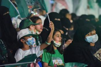 الأحساء.. 49 ألف زائر يرسمون أجمل «كرنفال وطني» بمنتزه الملك عبدالله