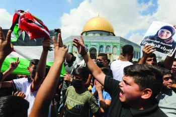651 مستوطناً إسرائيلياً يقتحمون الأقصى