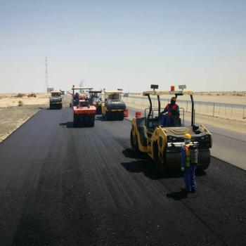 «النقل»: استمرار إصلاح طريق «أبوحدرية» وانتهاء نصف «الجبيل الظهران»