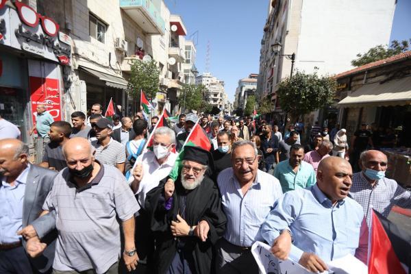 ردود فعل غاضبة على «مجزرة الاحتلال» في القدس وجنين