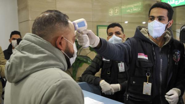 680 إصابة جديدة بكورونا ووفاة 38 في مصر