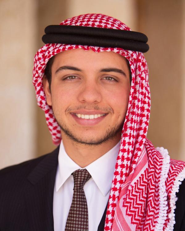 إصابة ولي العهد الأردني بفيروس كورونا