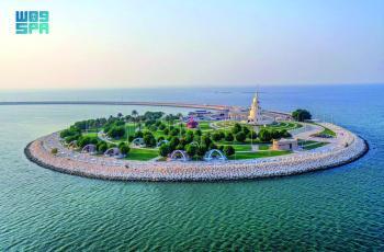 «المرجان»..وجهة السياحة والترفيه لأهالي وزوار الشرقية