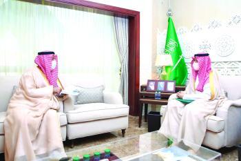 الأمير أحمد بن فهد بن سلمان: الشرقية مؤهلة لاستضافة البطولات المحلية والدولية