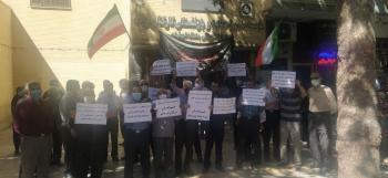 متقاعدون.. وعمال ومعلمون بشوارع إيران ضد «الملالي»