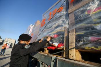 استمرار فتح معبر رفح البري لإدخال المساعدات إلى غزة