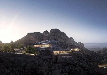 شركة البحر الأحمر تنهي التصاميم المعمارية لمنتجع «دزرت روك»