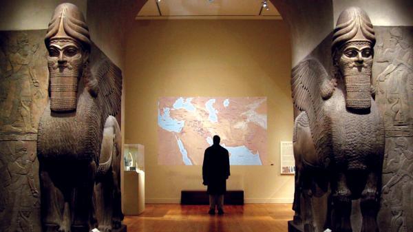 سرقة 15 ألف قطعة أثرية عراقية في 12 عاما