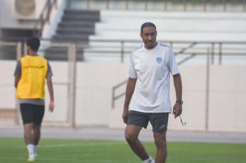 هلال يطالب لاعبيه بـ «التركيز»سمير هلال