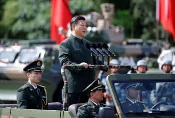خبير أمريكي: خسارة الصين سباق التسلح أمر حتمي