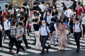 اليابان تستعد لإلغاء حالة الطوارئ المتعلقة بكورونا في 30 سبتمبر