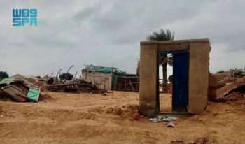 مركز الملك سلمان يوقع اتفاقية لتأهيل منازل متضررة في السودان