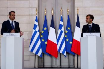 3 فرقاطات فرنسية لليونان في إطار تحالف دفاعي جديد