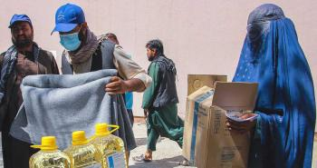 أفغانستان على شفا مجاعة