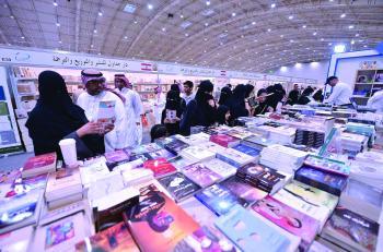 «كتاب الرياض» يكسر عزلة كورونا باستضافة 1000 دار نشر من 28 دولة