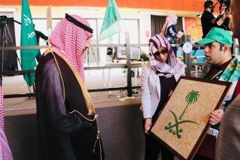 11 مركزا يعنى بالطلبة ذوي الإعاقة من السعوديين في الأردن
