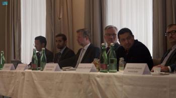 وزير التجارة يستعرض الفرص الاستثمارية أمام أصحاب الأعمال بالنمسا