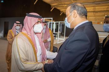 مناقشة أوجه التعاون الثقافي بين المملكة والعراق