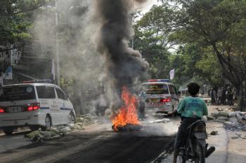 الأمم المتحدة تدعو لتحرك عاجل لمنع تفاقم الأزمة في ميانمار