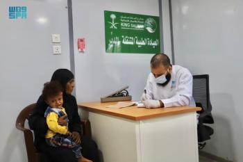خدمات علاجية لـ 386 مريضا بحيران