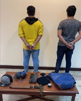 القبض على شخصين أحرقا مركبة مواطن في حائل
