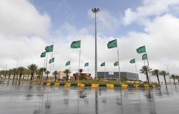 الأرصاد : أمطار رعدية على عسير حتى السابعة مساء