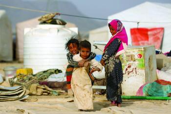 الإرياني: حصار الحوثي لمديرية العبدية بمأرب «جريمة حرب»