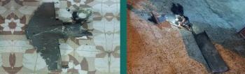 مدني جازان: تضرر عدد من المنازل بسقوط شظايا مسيّرة حوثية