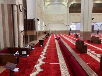 «الشؤون الإسلامية» : لم يغلق أي مسجد خلال 5 أيام لعدم رصد إصابات بكورونا