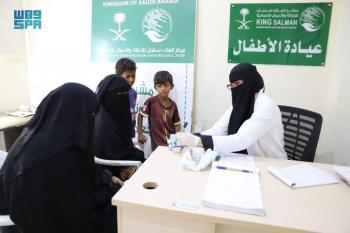1.274 مستفيدا من الخدمات الصحية بـ «حجة»