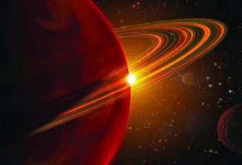 الشمس توقف الاتصال مع الكوكب الأحمر