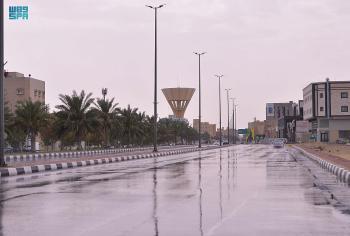 أمطار غزيرة جنوب الشرقية غداً بسبب الإعصار  «شاهين»