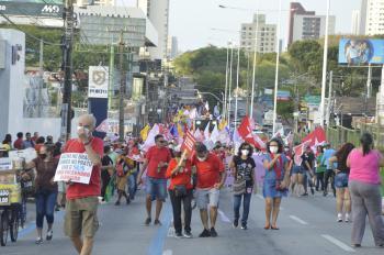 الآلاف يتظاهرون في البرازيل ضد الرئيس بولسونارو