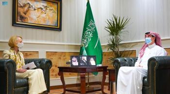 «العواد» يستعرض إصلاحات حقوق الإنسان في المملكة
