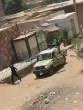 القوات السودانية تسيطر على الخلية الإرهابية وتقتل زعيمها